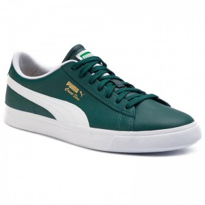 Black Friday 2020 | Puma Sneakers Court Star Vulc Fs 369287 03 Ponderosa Pine/P White/P Wht