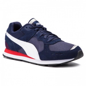 Puma Sneakers Vista 369365 02 Peacoat/Puma White/Red