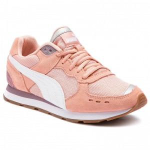 Black Friday 2020 | Puma Sneakers Vista 369365 05 Peach Bud/White/Elderberry