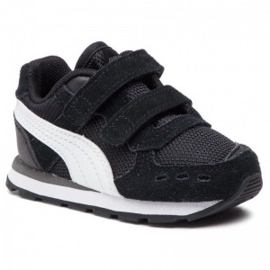 Black Friday 2020 | Puma Sneakers Vista V Inf 369541 01 Black/Puma White