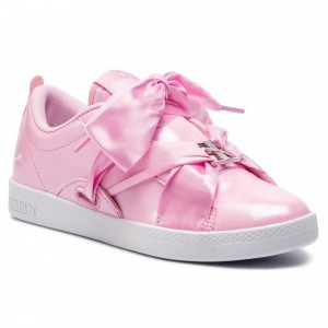 Black Friday 2020 | Puma Sneakers Smash Wns Bkl Patent 369638 03 Pale Pink/Puma White/Silver