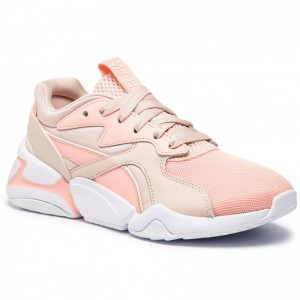 Black Friday 2020 | Puma Sneakers Nowa Grl Pwr Wn's 369656 02 Peach Bud/Pearl Blush