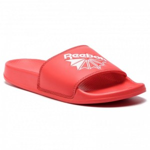 Black Friday 2020 | Reebok Mules / sandales de bain Classic Slide DV4099 Bright Rose/White