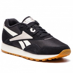 Black Friday 2020 | Reebok Chaussures Rapide CN7504 Black/Chalk/Moondust