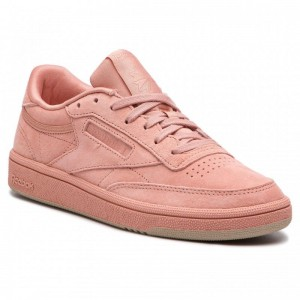Black Friday 2020 | Reebok Chaussures Club C 85 CN7016 Stellar Pink/Light Sand
