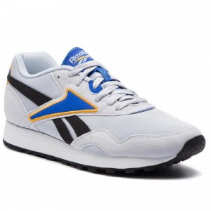 Black Friday 2020 | Reebok Chaussures Rapide Mu CN7519 Grey/Cobalt/Glow