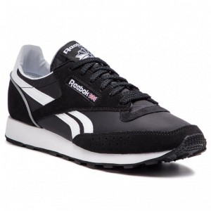 Black Friday 2020 | Reebok Chaussures Classic 83 MU DV3748 Black/White
