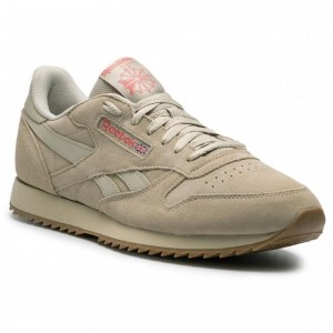 Reebok Chaussures Cl Leather Mu DV3932 Light Sand/Rose/Lee