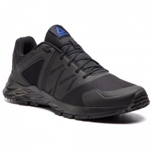 Black Friday 2020 | Reebok Chaussures Astroride Trail CN6242 Black/Cobalt/Grey