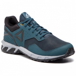 Black Friday 2020 | Reebok Chaussures Ridgerider Trail 4.0 CN6264 Blue Hills/Shadow/Gold