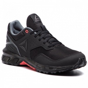 Black Friday 2020 | Reebok Chaussures Ridgerider Trail 4.0 CN6265 Black/Grey/Bright Rose