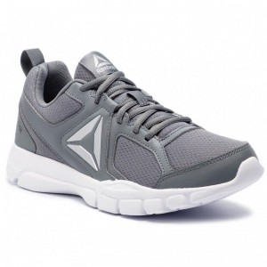 Reebok Chaussures 3D Fusion Tr CN6575 Alloy/White/Silver/Grey