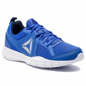 Black Friday 2020 | Reebok Chaussures 3D Fusion Tr CN6576 Cobalt/Navy/White/Silver