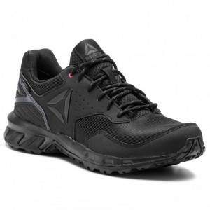 Black Friday 2020 | Reebok Chaussures Ridgerider Trail 4.0 Gtx GORE-TEX DV3938 Black/True Grey/Red