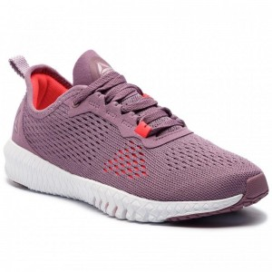 Reebok Chaussures Flexagon DV4161 Orchid/Lilac/White/Red