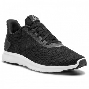 Black Friday 2020 | Reebok Chaussures Instalite Lux CN6562 Black/Gry/White/Silver