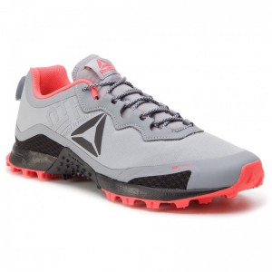 Reebok Chaussures All Terrain Craze CN6337 Cool Shadow/Black/Red
