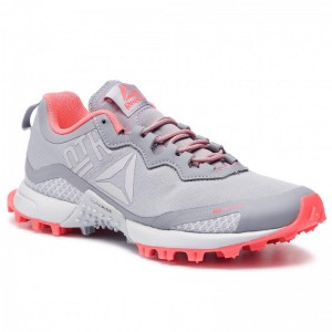 Black Friday 2020 | Reebok Chaussures All Terrain Craze CN6339 Shadow/Cold Grey/Red