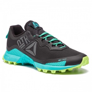 Black Friday 2020 | Reebok Chaussures All Terrain Craze CN6340 Black/Grey/Lime/Teal