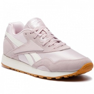 Black Friday 2020 | Reebok Chaussures Rapide CN7503 Ashen Lilac/Chalk/Glitz