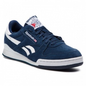 Reebok Chaussures Phase 1 Pro Mu DV4076 Collegiate Navy/White