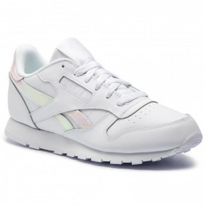 Reebok Chaussures Classic Leather CN7499 White/White