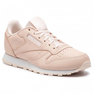 Reebok Chaussures Classic Leather CN7500 Pale Pink/White