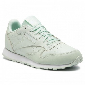 Reebok Chaussures Classic Leather DV4448 Storm Glow/White