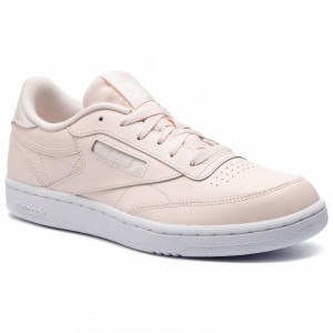 Black Friday 2020 | Reebok Chaussures Club C DV4527 Pale Pink/White