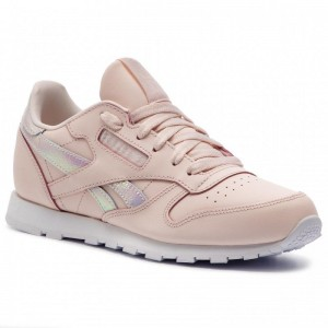 Black Friday 2020 | Reebok Chaussures Classic Leather DV5403 Pale Pink/White