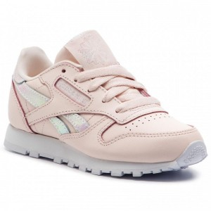Reebok Chaussures Classic Leather DV5404 Pale Pink/White