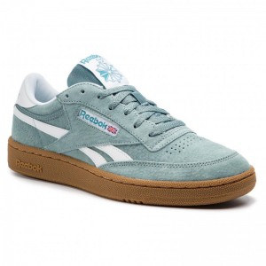 Black Friday 2020 | Reebok Chaussures Revenge Plus Mu CN6009 Teal Fog/Mineral Mist/Whi