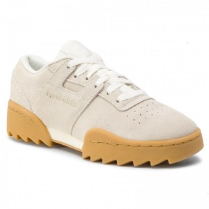 Black Friday 2020 | Reebok Chaussures Workout Ripple Og CN6630 Chalk/Gum