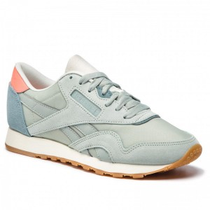 Reebok Chaussures Cl Nylon CN6687 Sea Spray/Teal/Pink