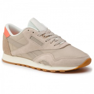 Reebok Chaussures Cl Nylon CN6688 Light Sand/Sand Beige/Pnk