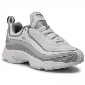Black Friday 2020 | Reebok Chaussures Daytona Dmx Mu CN7070 White/Skull Grey/True Grey