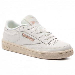Reebok Chaussures Club C 85 DV3727 Chalk/Rose Gold/Paper Wht