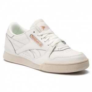 Reebok Chaussures Phase 1 Pro DV3741 Chalk/Rose Gold/Wht