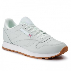 Black Friday 2020 | Reebok Chaussures Classic Leather Mu DV3840 Storm Glow/White