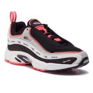 Black Friday 2020 | Reebok Chaussures Daytona Dmx Vector DV3891 Black/Grey/White/Neon Red