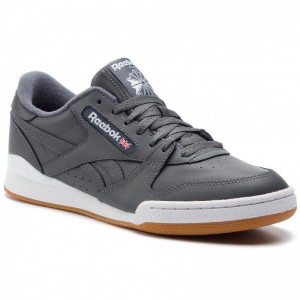Black Friday 2020 | Reebok Chaussures Phase 1 Pro Mu DV4080 True Grey/White/Gum