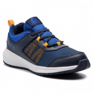 Reebok Chaussures Road Supreme CN8569 Navy/Cobalt/Gold