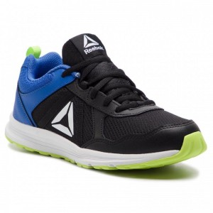 Black Friday 2020 | Reebok Chaussures Almotio 4.0 CN8581 Blk/Lime/Cobalt/White