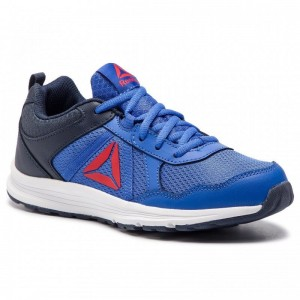 Black Friday 2020 | Reebok Chaussures Almotio 4.0 CN8582 Cobalt/Navy/Red/White