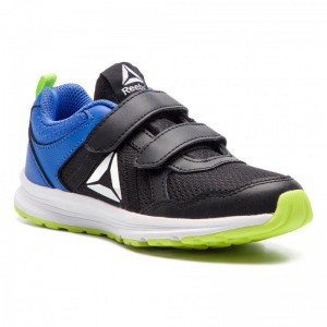 Reebok Chaussures Almotio 4.0 2v CN8585 Black/Cobalt/Lime White