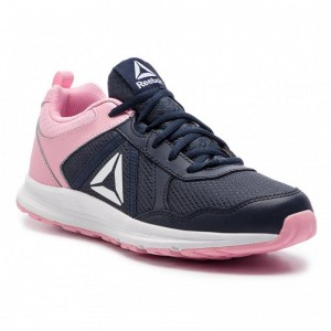 Reebok Chaussures Almotio 4.0 CN8590 Collegiate Navy/Light Pink