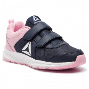 Black Friday 2020 | Reebok Chaussures Almotio 4.0 2V CN8593 Collegiate Navy/Light Pink
