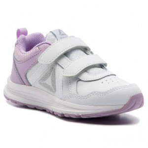 Reebok Chaussures Almotio 4.0 2V CN8595 White/Purple Freeze