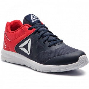 Reebok Chaussures Rush Runner CN8598 Navy/Primal Red