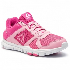 Reebok Chaussures Yourflex Train 10 CN8608 Light Pink/Pink/White